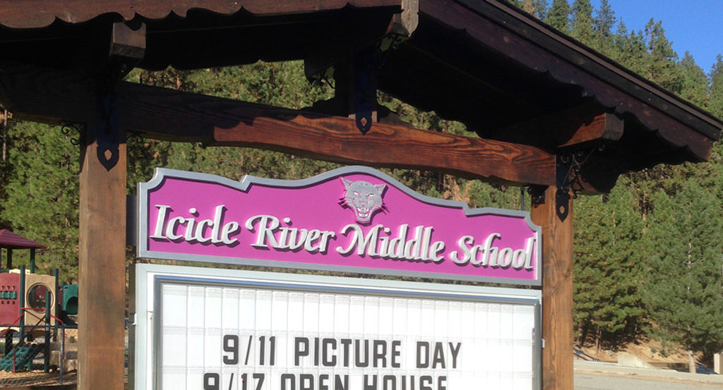Icicle River Middle School