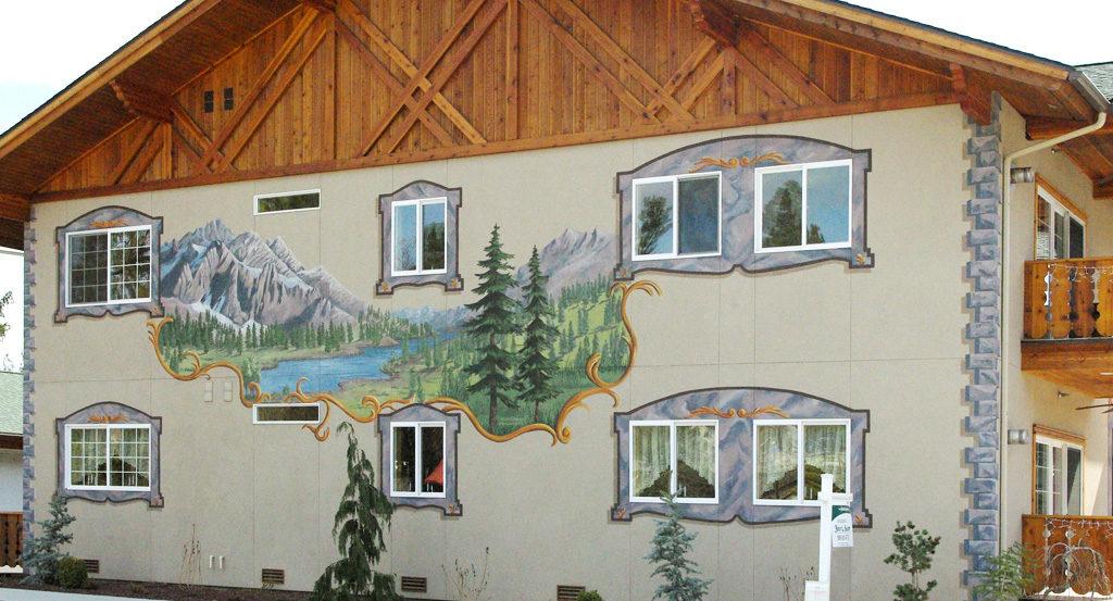 Mtn Mural