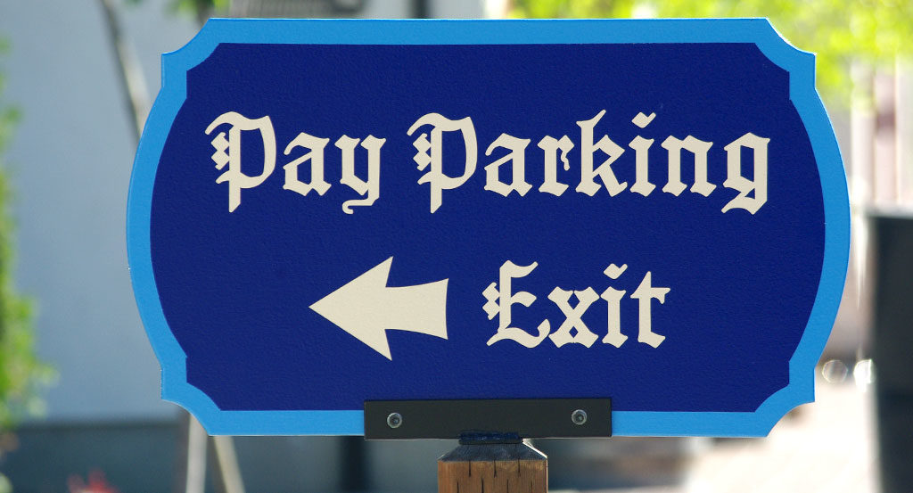 Pay Parking 1