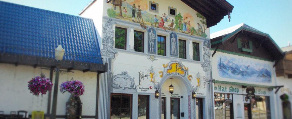 Rieke Building Mural