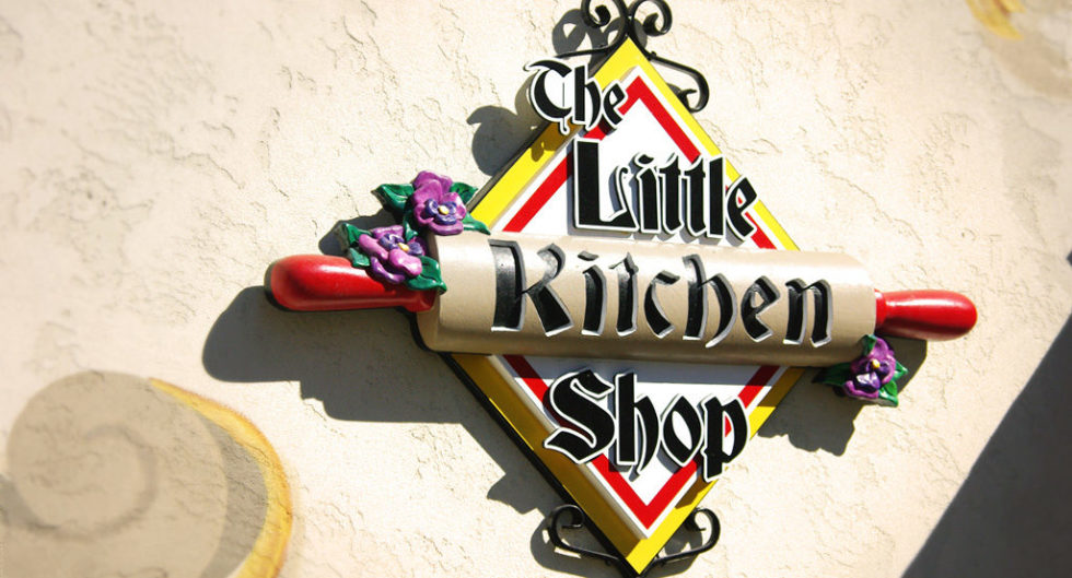 The Little Kitchen Shop