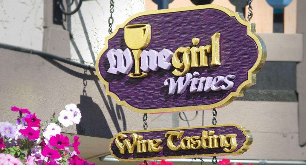 Wine Girls