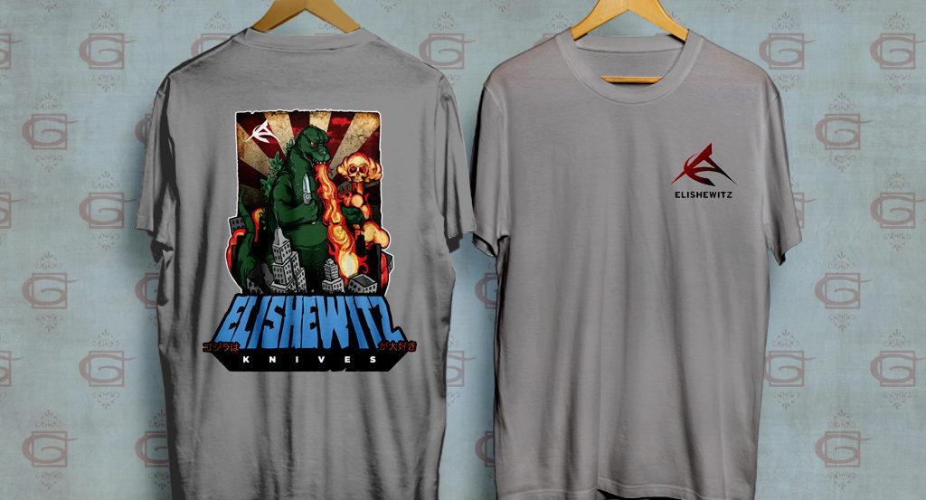 Elishewitz T shirt mockup