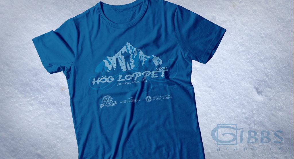 Hoglobbot T shirt mockup