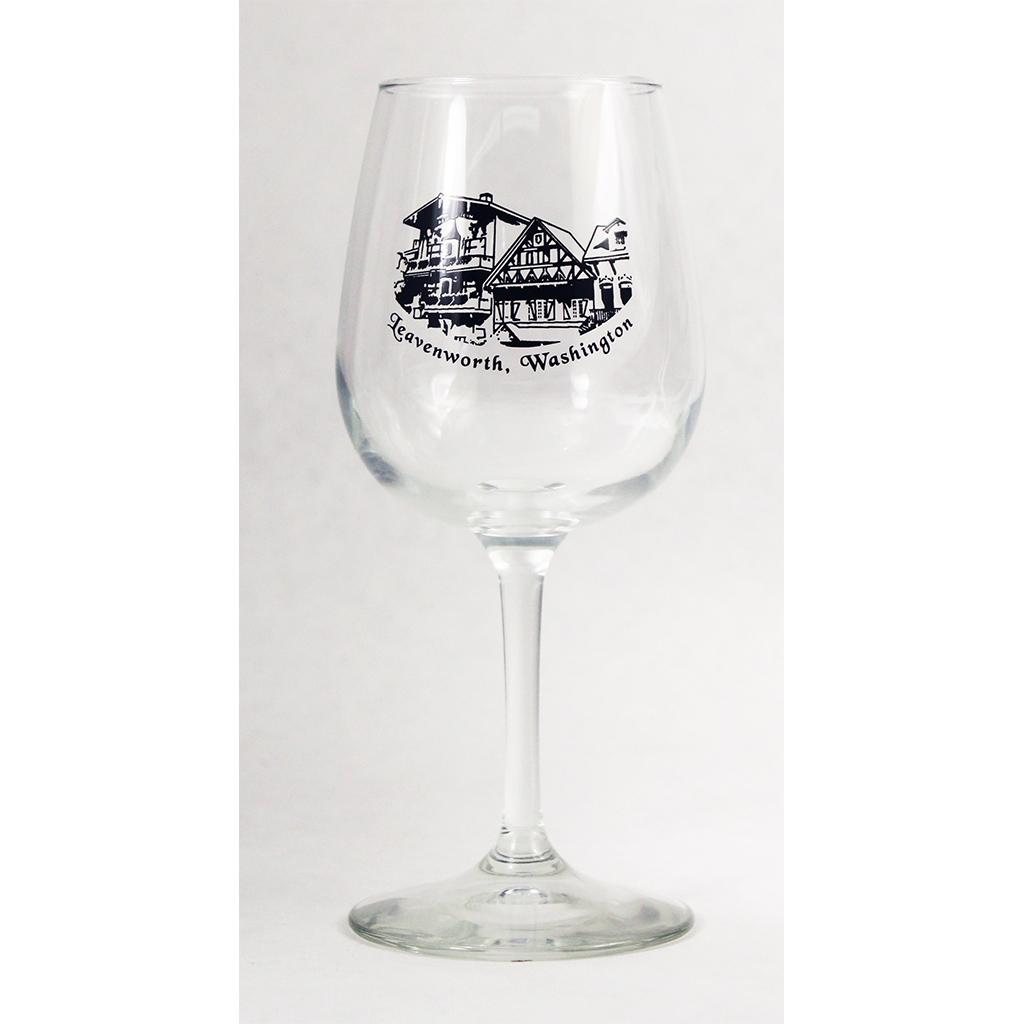 f53c6af88d3 Wine Glass 12.75oz - Gibbs Graphics