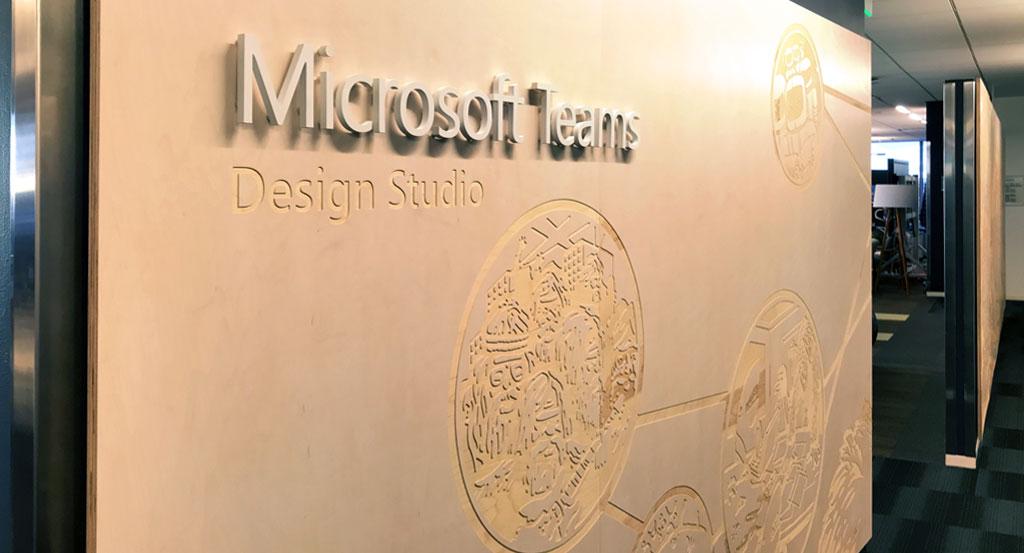 Gibbs Graphics goes to Microsoft
